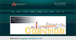 Preview of languages-ict.org.uk